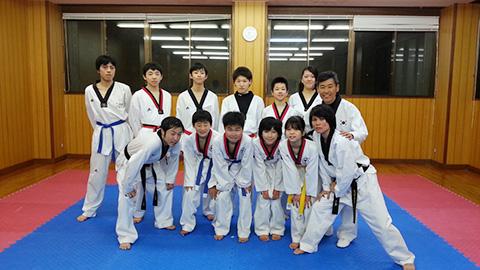 兵庫県姫路市で習い事をお探しなら、兵庫県テコンドー協会姫路支部「船場道場」へ
